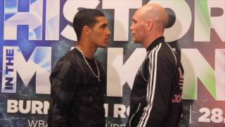 CONOR BENN v LUKE KELEHER - OFFICIAL HEAD TO HEAD / HISTORY IN THE MAKING