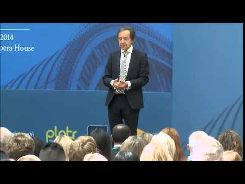 Changeboard's Future Talent Conference: Sir Anthony Seldon