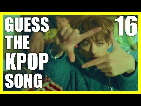 KPOP QUIZ: Guess the Song #16