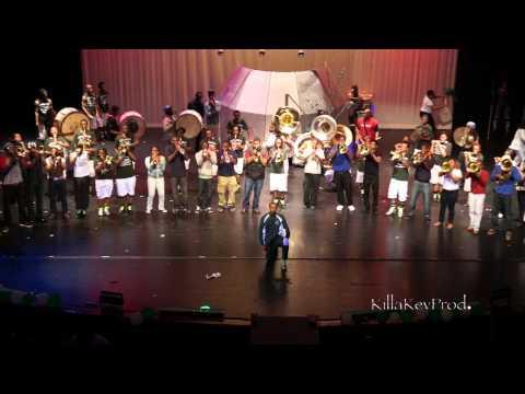 Cass Tech High School Alumni Band - T.U.C. - 2013