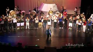 Cass Tech High School Alumni Band - T.U.C. - 2013
