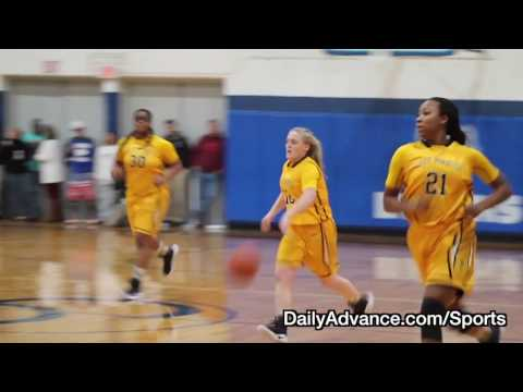 The Daily Advance | High School Girls Basketball | Perquimans at Camden 2nd Half