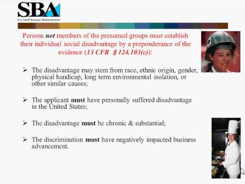 Top Reasons Why SBA Returns & Declines an 8(a) Application
