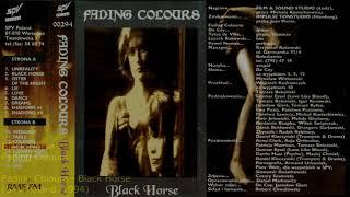 Fading Colours - Black Horse (SPV Poland, 1994)