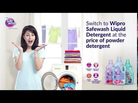 Wipro Safewash Digital Ad