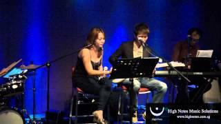 Tricia Zhou & Donnie Chan : 一眼瞬間 Yi Yan Shun Jian