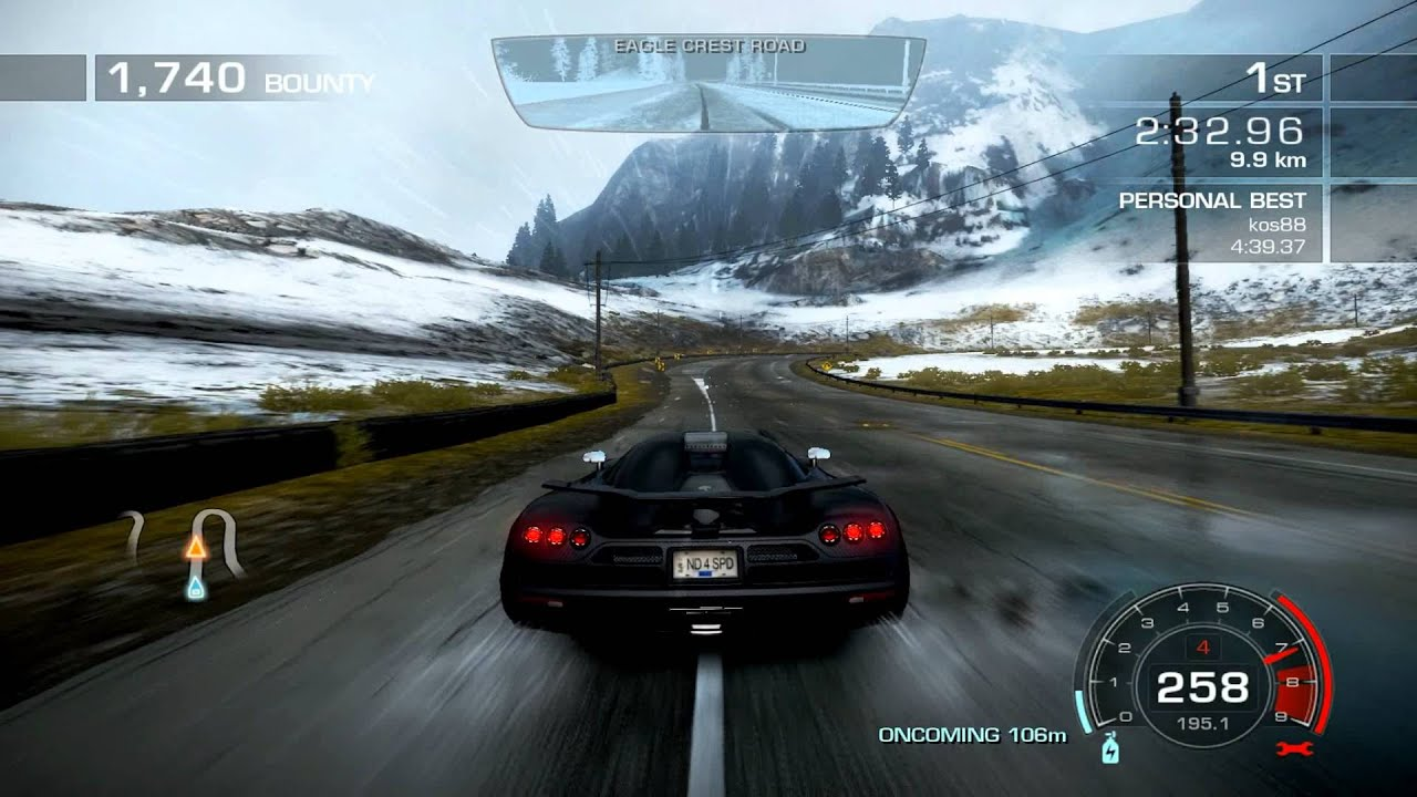 gamersworld need for speed hot pursuit koenigsegg ccx r vs bugatti veyron or. Black Bedroom Furniture Sets. Home Design Ideas
