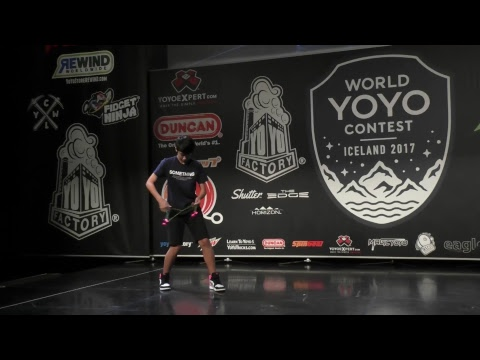 World YoYo Contest 2017 3A - Finals