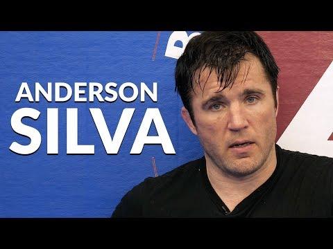 Anderson Silva was innocent...