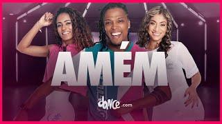 Amém - MC Bruninho e Enzo Rabelo | FitDance TV (Coreografia Oficial)