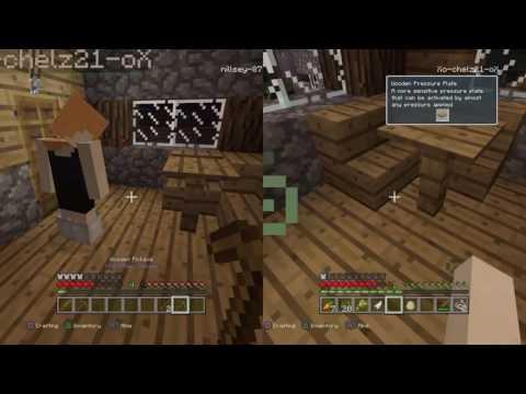 Gavin & Chelsea Plays Minecraft