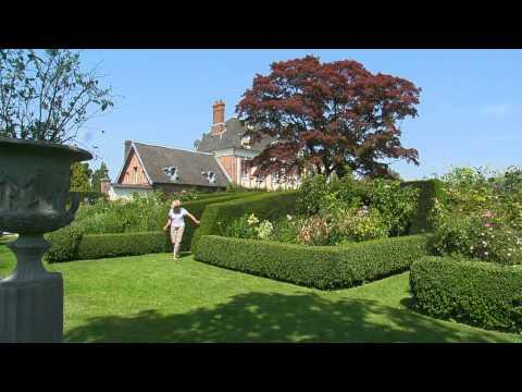 Jardin de Normandie : Les Jardins d'Angélique