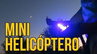 El Mini-Helicóptero LED | Juguetes para niños