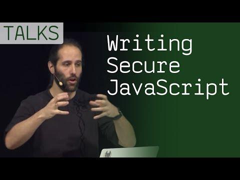 Writing Secure JavaScript