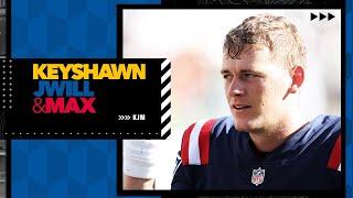 Should NFL teams regret letting Mac Jones fall to the Patriots?   Keyshawn, JWill \u0026 Max