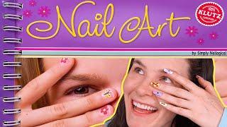 ((¯`·._.·°★ following a 1990s nail art book ★°·._.·´¯))