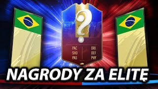 GUSTOWNE NAGRODY za ELITĘ & GOLDA w FUT CHAMPIONS! FIFA 19 ULTIMATE TEAM