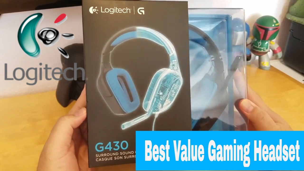 Best Value Gaming headset! Logitech G430 Gaming Headset Unboxing & Review  for Xbox, Ps, PC, & Mac
