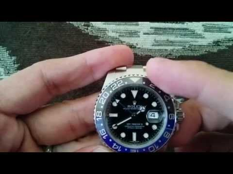 How to use GMT function of your GMT watch (2015)