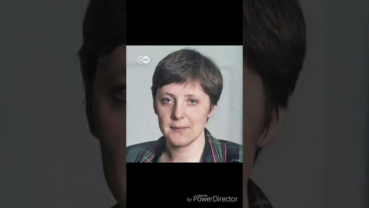 Der LEBENSLAUF Von Angela Merkel