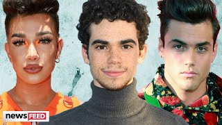 Grayson Dolan, James Charles & More YouTubers MOURN Cameron Boyce's Death