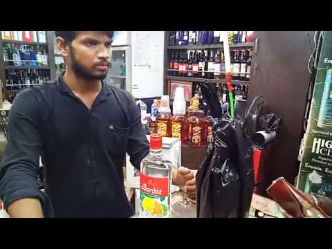 Goa Liquor In Retailer Shop Prices.......