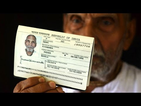 Ein Mann zeigte seinen Pass am Flughafen und niemand konnte es glauben!