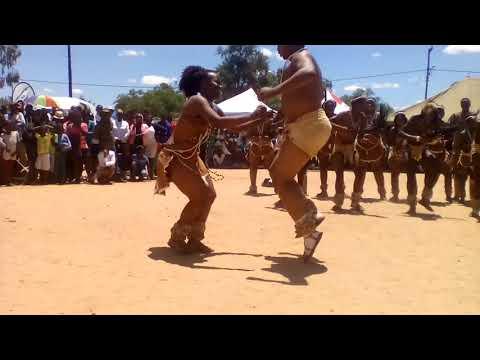 Kala Tsa Kgale Traditional Group(Botswana)