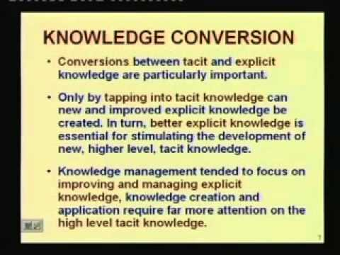 11 - Knowledge Management