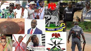 BENIN CITY ON LOCKDOWN, NIGERIA POLICE, CUSTOMS & APC BOKO