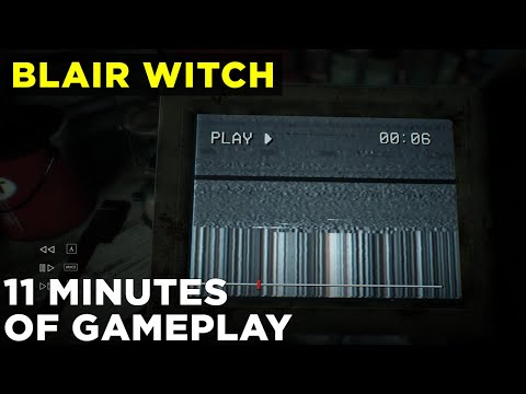 Blair Witch (2019) | 11 minutes of new gameplay