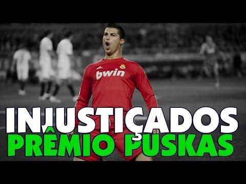 Gols INJUSTIÇADOS no Prêmio Puskas Puskas - 2009 - 2016 | Injustice on Puskas Award all time