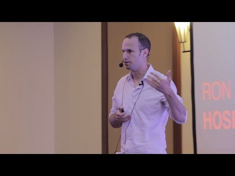Building Solutions for Banking in the Philippines | Ron Hose | TEDxForbesPark