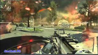 """Call of Duty: Modern Warfare 2 on Asus G73JW 17.3"""" Gaming Notebook"""