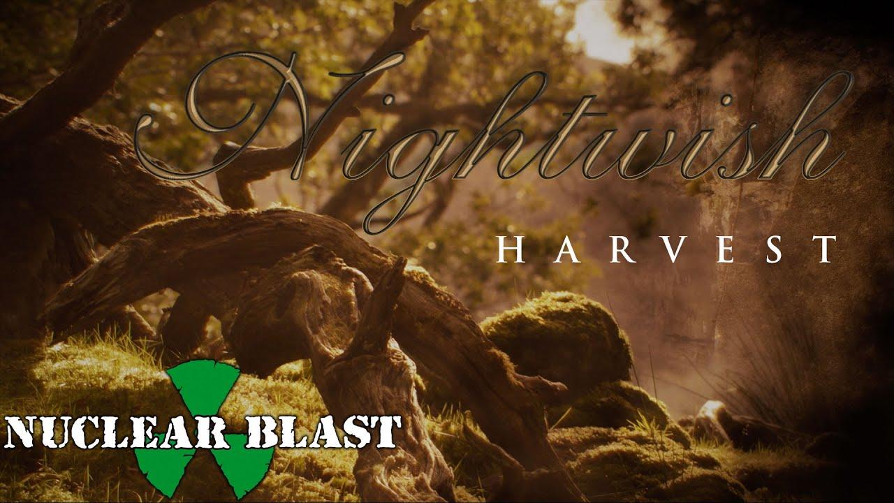 NIGHTWISH — Harvest (OFFICIAL LYRIC VIDEO)