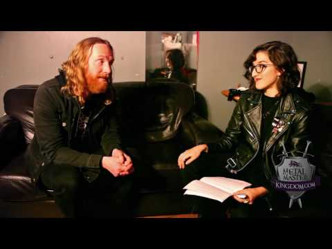 Interview with Mikael Stanne of Dark Tranquillity 2016
