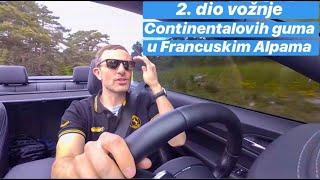 Jurnjava s Continentalom po francuskim Alpama 2.dio - by Juraj Šebalj