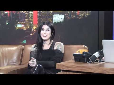 Tom Green Webovision With Kat Von D