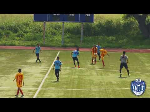 AMTIF- Sebastian Portillo Aragua FC 18-09.2017
