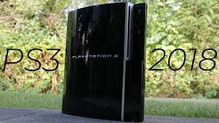 Using the PS3 in 2018 - Review