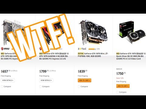Don't Build a New Gaming PC Right Now