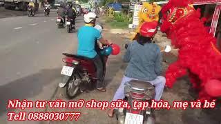 Tư vấn mỡ đại lý sữa, mẹ và bé yêu, mừng khai trương shop sữa Quỳnh Trâm ở Tây Ninh thành công