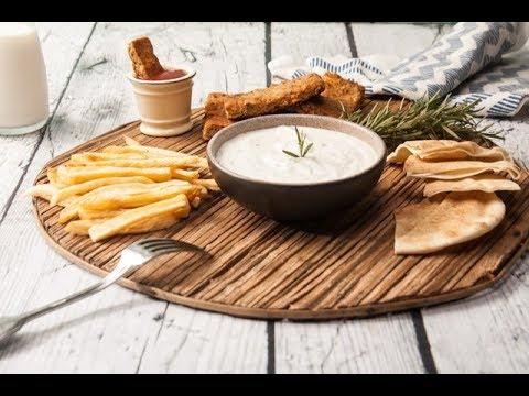 طريقة عمل صوص الرانش بطريقة سهلة وبسيطة ومثل المطاعم - ELWASFA
