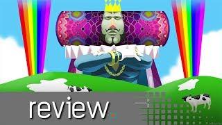 Katamari Damacy Reroll Review - Noisy Pixel