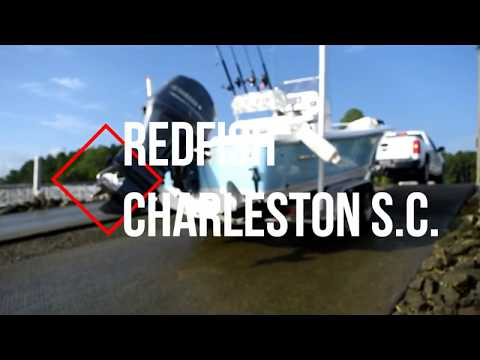 Redfish And Speckled Trout Fishing Out Of Charleston S.C.