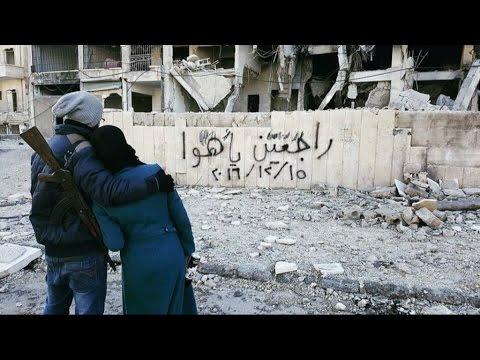 Haleplilerin son notu: Geri Döneceğiz