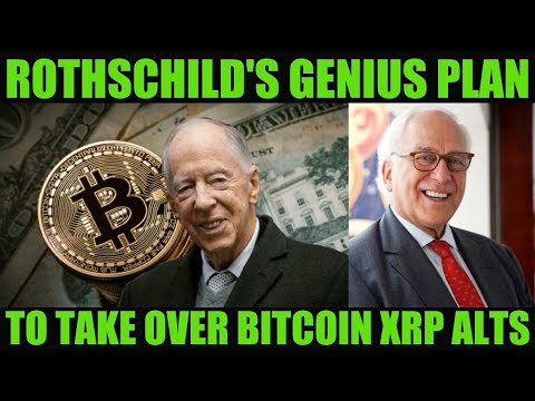 PART 1 THE MOVIE: ROTHSCHILD'S GENIUS PLAN TO TAKE OVER BITCOIN XRP \u0026 ALTCOINS!