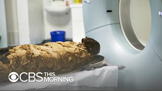 Researchers recreate what mummy's voice would have sounded like