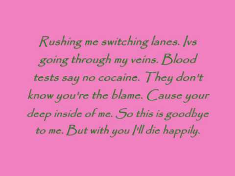 Overdose-Jamie Foxx With Lyrics