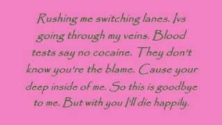 Overdose-Jamie Foxx with Lyrics